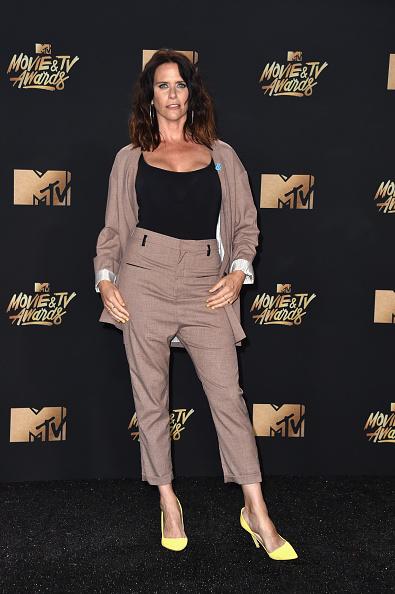 カメラ目線「2017 MTV Movie And TV Awards - Arrivals」:写真・画像(11)[壁紙.com]