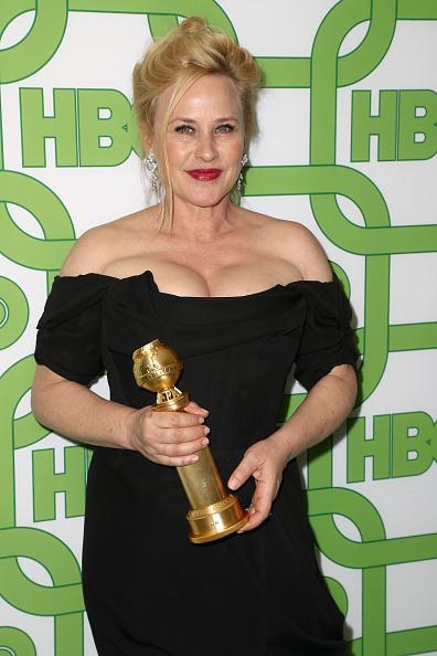 ちりめん生地「HBO's Official Golden Globe Awards After Party - Arrivals」:写真・画像(11)[壁紙.com]