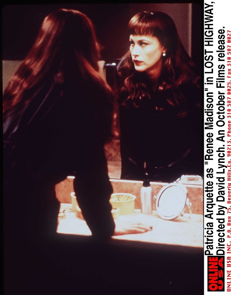Lost「Patricia Arquette As Renee Madison In Lost Highway Directed By David Lynch An October Films Rele」:写真・画像(4)[壁紙.com]