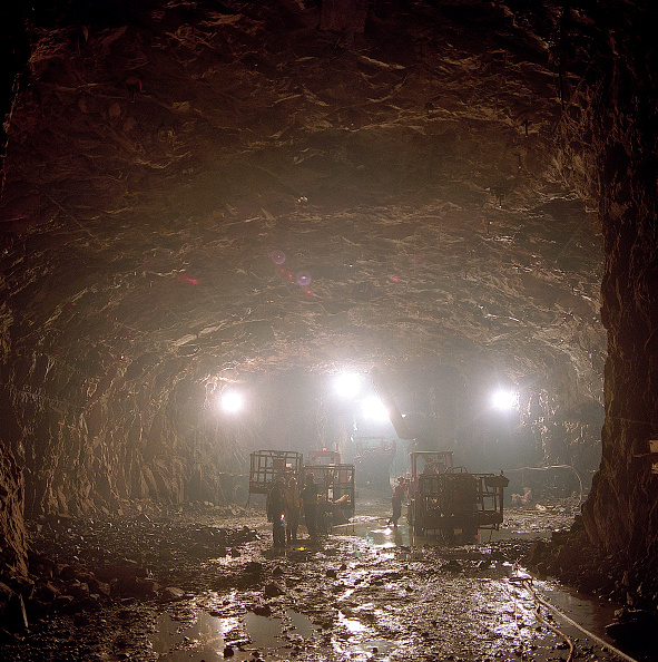 Wet「Jersey stormwater relief tunnel. Channel Islands, United Kingdom.」:写真・画像(14)[壁紙.com]