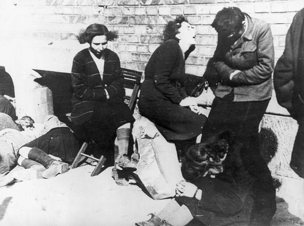 The End「Warsaw Uprising」:写真・画像(12)[壁紙.com]