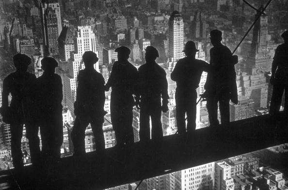 Construction Industry「New York Steelworkers」:写真・画像(13)[壁紙.com]