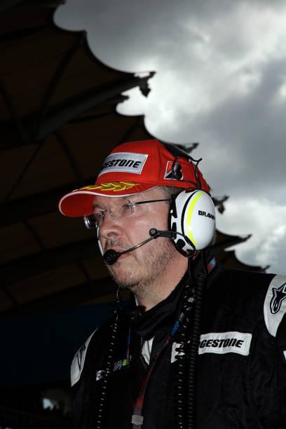 Malaysian Formula One Grand Prix「Ross Brawn, Grand Prix Of Malaysia」:写真・画像(15)[壁紙.com]