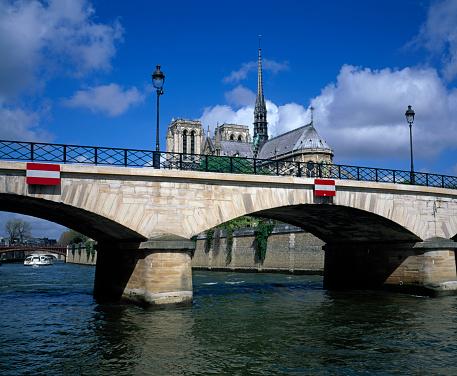 Famous Place「Notre Dame de Paris Cathedral」:スマホ壁紙(14)