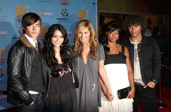 "High School Musical「DVD Premiere Disney's ""High School Musical 2"" - Arrivals」:写真・画像(2)[壁紙.com]"