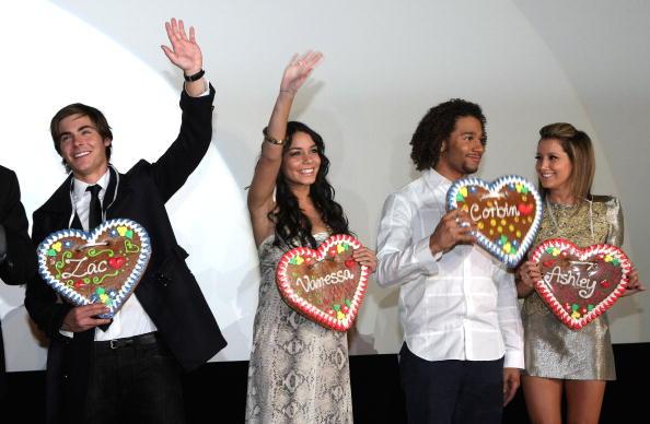 High School Musical「High School Musical 3 Germany Premiere」:写真・画像(8)[壁紙.com]