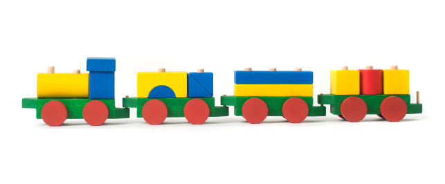 Bunt「wodden colored toy train - bunte Holzeisenbahn」:スマホ壁紙(8)