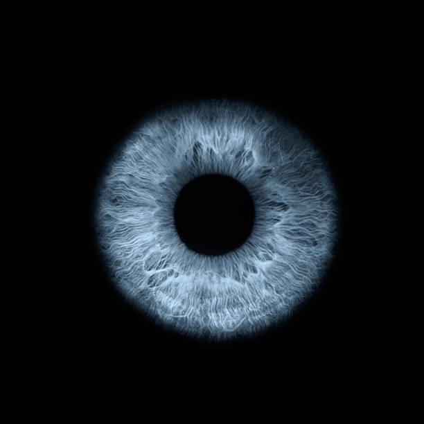 An eye, close-up:スマホ壁紙(壁紙.com)
