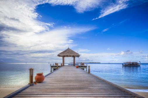 Palapa「Arrival on Maldives」:スマホ壁紙(8)