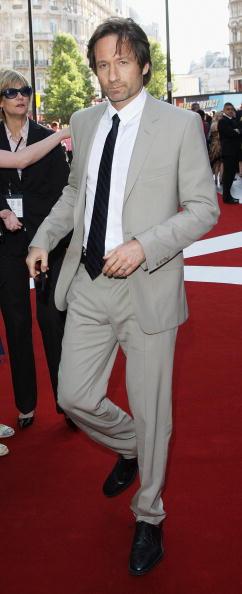 Hair Stubble「'The X Files, I Want To Believe' UK Film Premiere: - Arrivals」:写真・画像(6)[壁紙.com]