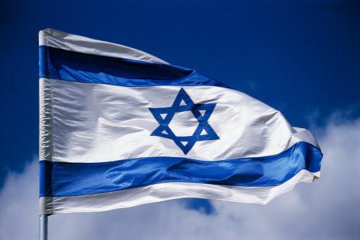 Religious Symbol「Israeli Flag」:スマホ壁紙(19)