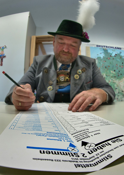 Tradition「Germany Votes In Federal Elections」:写真・画像(0)[壁紙.com]