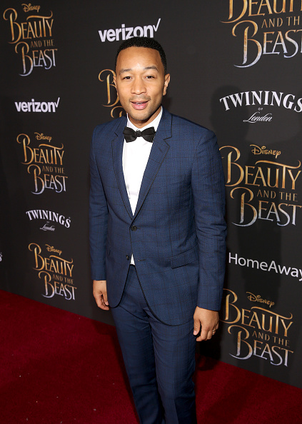 """El Capitan Theatre「The World Premiere Of Disney's Live-Action """"Beauty And The Beast""""」:写真・画像(9)[壁紙.com]"""