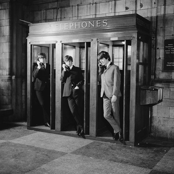 Archival「A Hard Day's Night」:写真・画像(4)[壁紙.com]