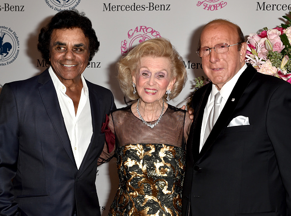 Johnny Mathis「2014 Carousel of Hope Ball Presented by Mercedes-Benz - VIP Reception」:写真・画像(7)[壁紙.com]