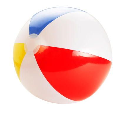 Large「Beach Ball +Clipping Path (Click for more)」:スマホ壁紙(3)