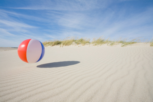 Sphere「Beach ball」:スマホ壁紙(9)