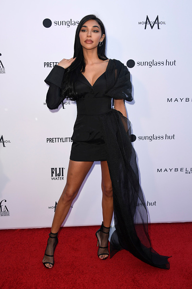 Tulle Netting「The Daily Front Row's 5th Annual Fashion Los Angeles Awards - Arrivals」:写真・画像(17)[壁紙.com]
