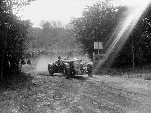 Motorsport「Aston Martin, Bugatti Owners Club Hill Climb, Chalfont St Peter, Buckinghamshire, 1935」:写真・画像(10)[壁紙.com]