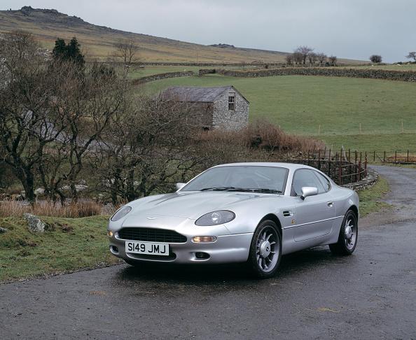 Journey「1999 Aston Martin DB7 Dunhill」:写真・画像(12)[壁紙.com]
