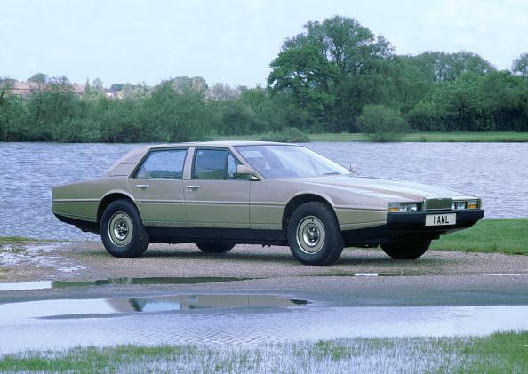 Ugliness「1981 Aston Martin Lagonda」:写真・画像(12)[壁紙.com]