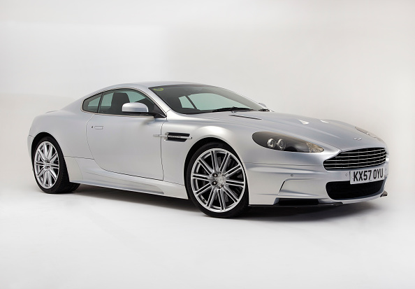 Finance and Economy「2007 Aston Martin Dbs.」:写真・画像(14)[壁紙.com]