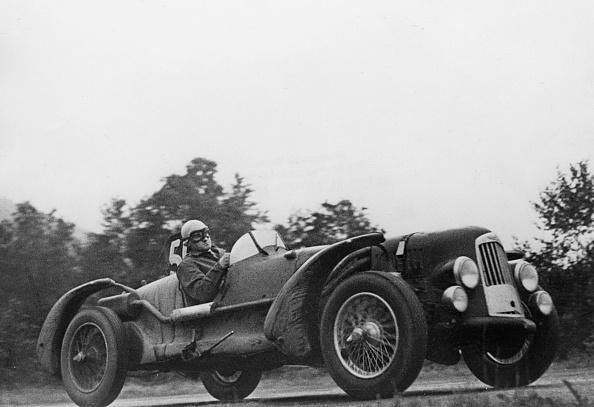 Motorsport「Aston Martin Db1 At Spa 1948」:写真・画像(14)[壁紙.com]