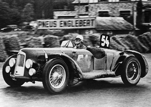 Spa「Aston Martin Db1 At Spa 1948」:写真・画像(14)[壁紙.com]