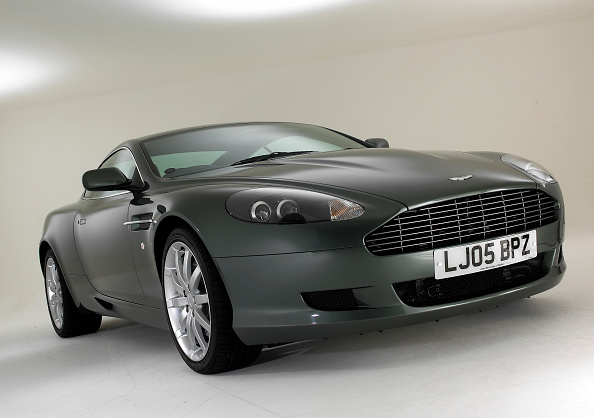 Environmental Conservation「2005 Aston Martin DB9」:写真・画像(12)[壁紙.com]