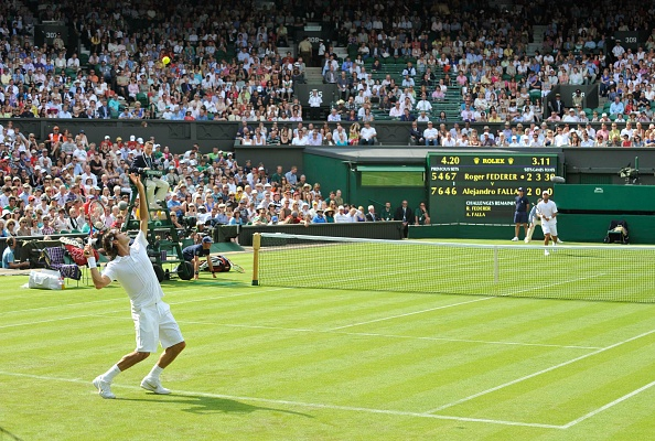 International Tennis Federation「Wimbledon Tennis Championships 2010」:写真・画像(15)[壁紙.com]