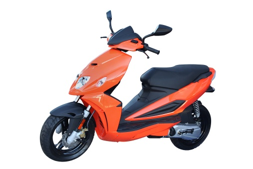 Motorcycle「Scooter moped」:スマホ壁紙(13)