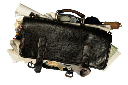 Briefcase「Bulging Briefcase」:スマホ壁紙(9)