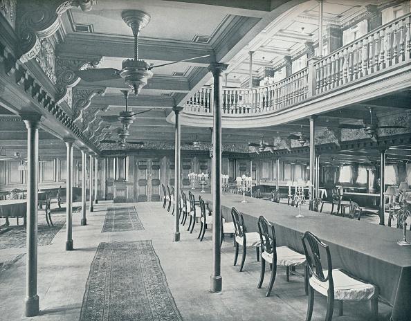 Passenger Craft「'The State Dining Room', 1911」:写真・画像(10)[壁紙.com]