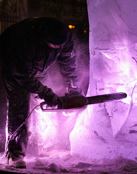 Ice Sculpture「London's First Ever Ice Sculpting Festival Is Launched」:写真・画像(5)[壁紙.com]