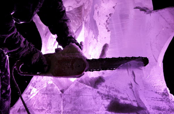 Ice Sculpture「London's First Ever Ice Sculpting Festival Is Launched」:写真・画像(19)[壁紙.com]