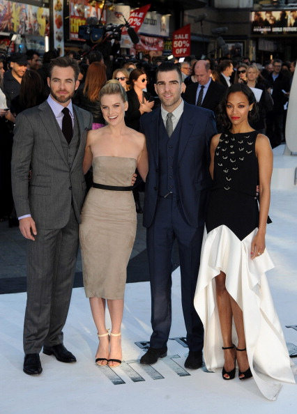 Eamonn M「Star Trek Into Darkness - UK Film Premiere」:写真・画像(7)[壁紙.com]