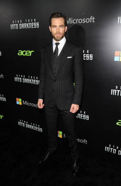 "Human Body Part「""Star Trek Into Darkness"" New York Special Screening - Inside Arrivals」:写真・画像(18)[壁紙.com]"