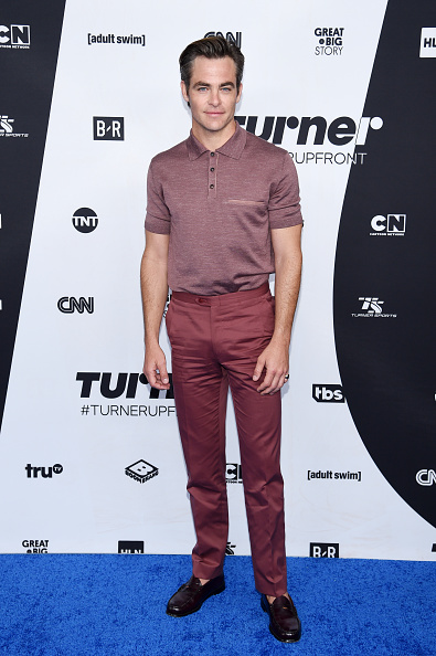 Polo Shirt「Turner Upfront 2018 Arrivals」:写真・画像(7)[壁紙.com]
