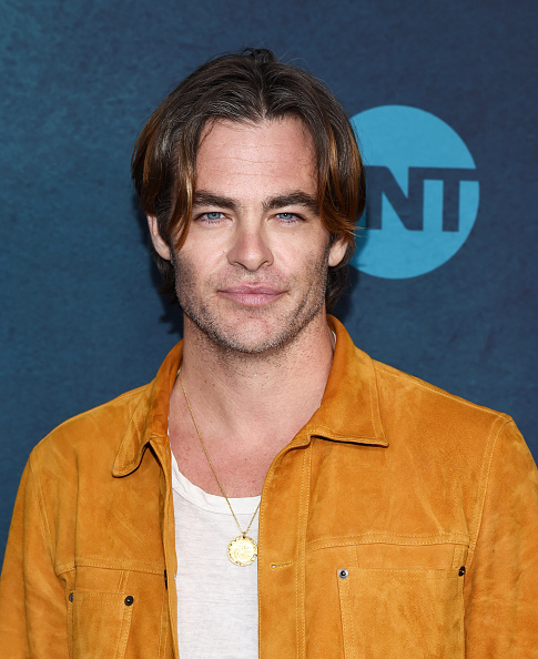 """Chris Pine「TNT's """"I Am The Night"""" EMMY For Your Consideration Event」:写真・画像(3)[壁紙.com]"""