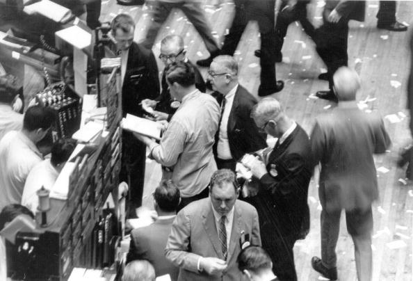New York Stock Exchange「Stock Exchange」:写真・画像(17)[壁紙.com]