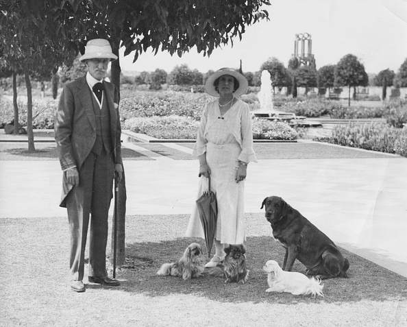 Delhi「Lord And Lady Willingdon」:写真・画像(18)[壁紙.com]