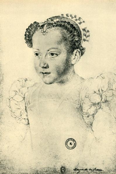 Elizabethan Style「Marguerite De Valois」:写真・画像(9)[壁紙.com]
