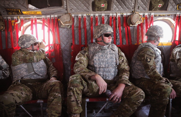 Daniel Gi「Wounded Soldiers Visit Afghanistan with Operation Proper Exit」:写真・画像(17)[壁紙.com]