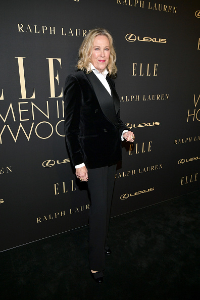 Hollywood - California「ELLE's 26th Annual Women In Hollywood Celebration Presented By Ralph Lauren And Lexus - Arrivals」:写真・画像(16)[壁紙.com]