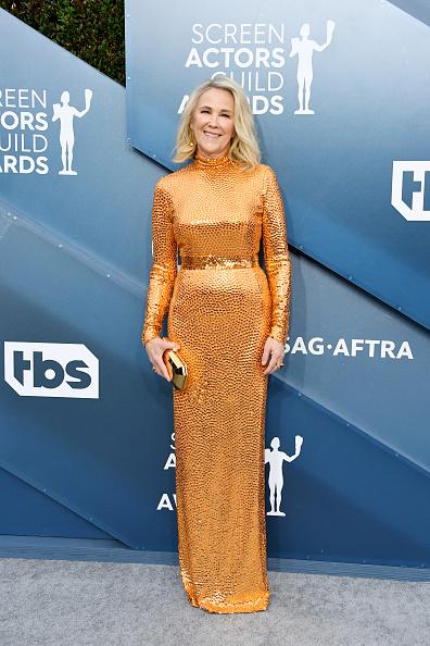 Metallic Dress「26th Annual Screen ActorsGuild Awards - Arrivals」:写真・画像(17)[壁紙.com]