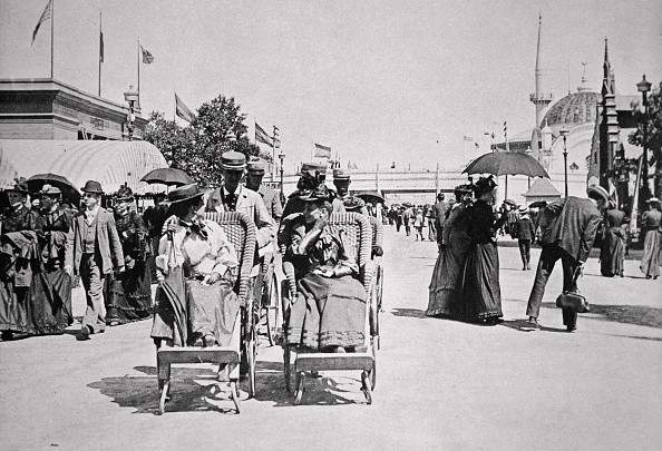 19th Century「Chicago World's Fair Illinois USA 1893」:写真・画像(2)[壁紙.com]