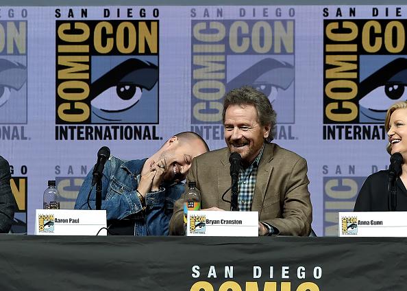 Comic con「Comic-Con International 2018 - Breaking Bad 10th Anniversary Celebration」:写真・画像(4)[壁紙.com]