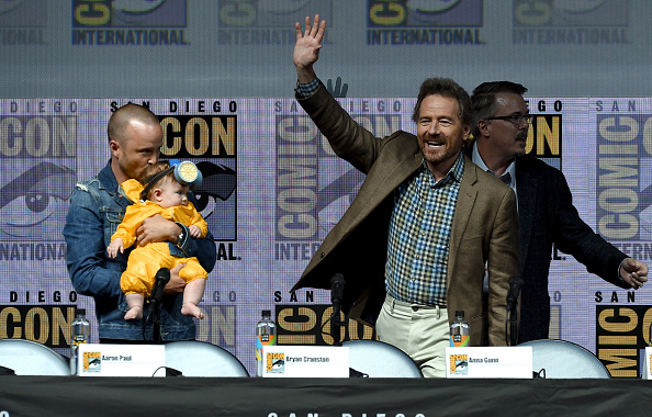 Comic con「Comic-Con International 2018 - Breaking Bad 10th Anniversary Celebration」:写真・画像(1)[壁紙.com]
