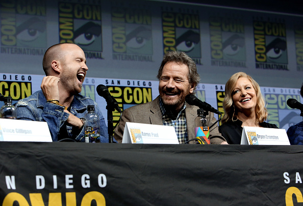 Comic con「AMC At Comic-Con 2018 - Day 1」:写真・画像(1)[壁紙.com]