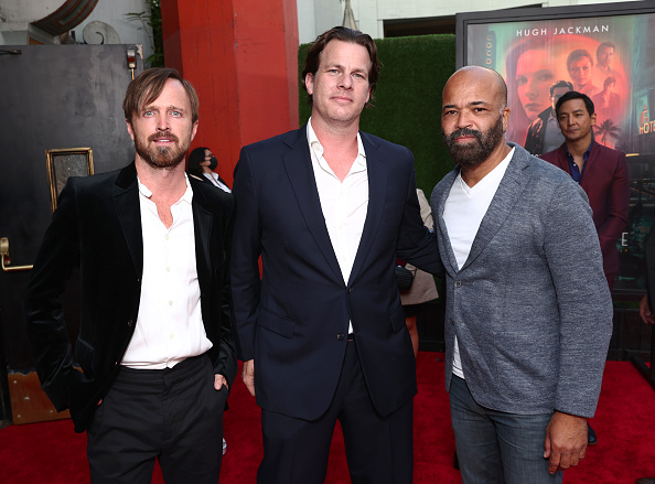 "Film Premiere「Warner Bros. Pictures ""Reminiscence"" Los Angeles Premiere - Red Carpet」:写真・画像(18)[壁紙.com]"